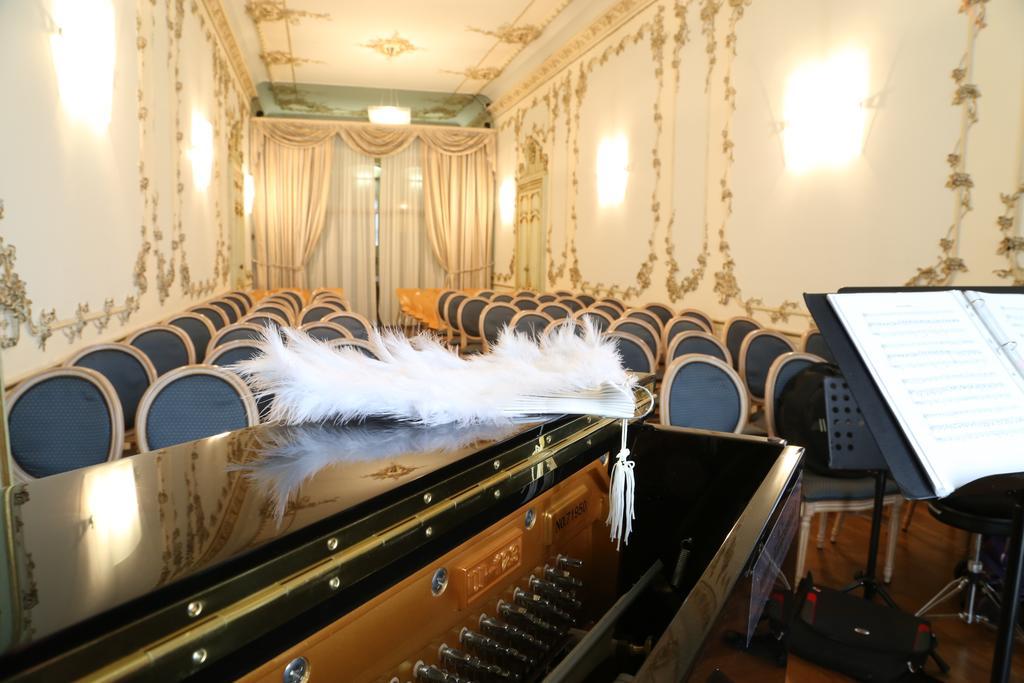 Aula di formazione del Grand'Italia Hotel di Padova