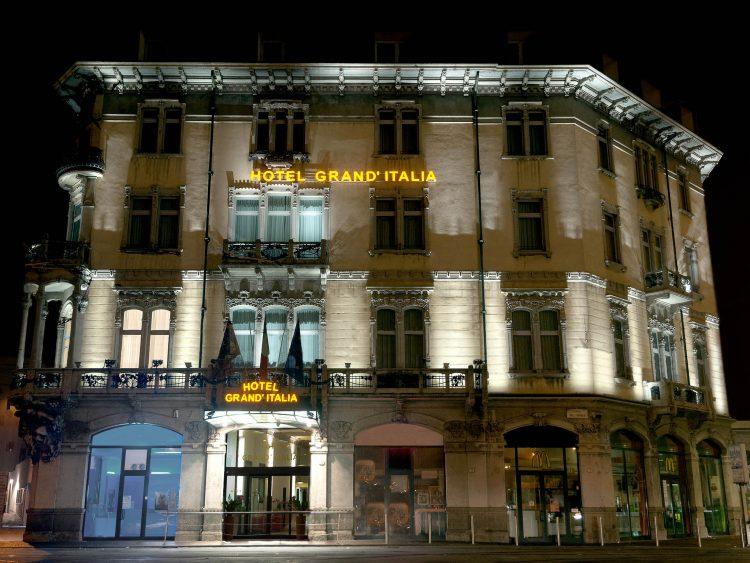 Il Grand'Italia Hotel di Padova