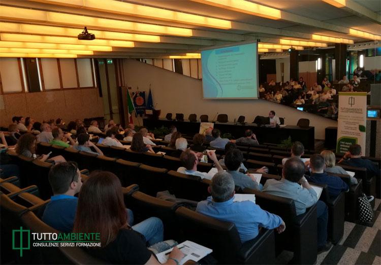 Dibattito a Ecomondo 2016 con Stefano Maglia