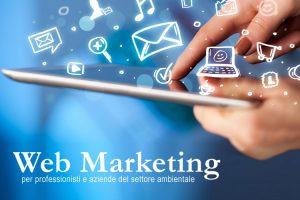 Corso Web Maketing per aziende e professionisti del settore ambientale