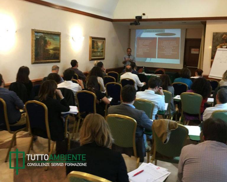 Master per Responsabile Ambientale Azienda Milano 2018