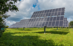 Pannelli fotovoltaici previsti nella Policy di Sostenibilità