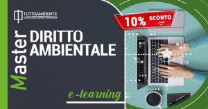 Master online Diritto Ambientale (FAD)