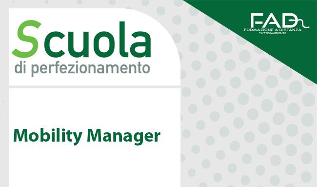 Scuola di Perfezionamento Mobility Manager