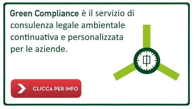 Green Compliance: servizio di consulenza legale ambientale continuativa e personalizzata per aziende