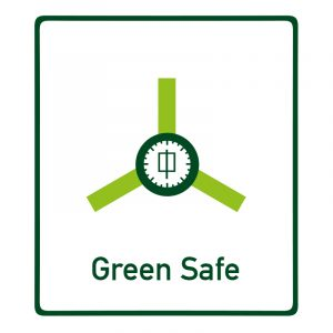 Green Safe Logo